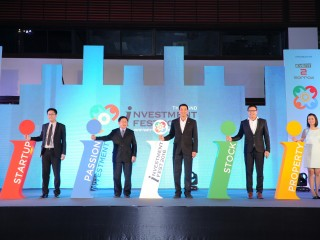 THAILAND INVESTMENT FEST 2016 - EVENT DAY