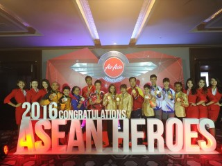 AIRASIA ASEAN HEROES