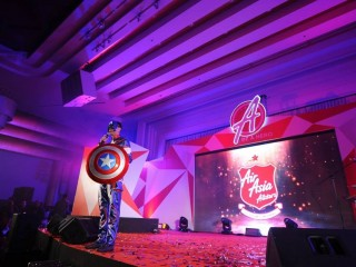 AirAsia Starlaxy Be A Hero